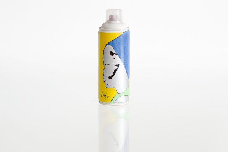 Caneta Posca 4 – Lata de Spray 7x19cm