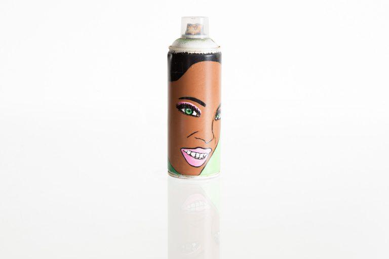 Caneta Posca 5 – Lata de Spray 7x19cm