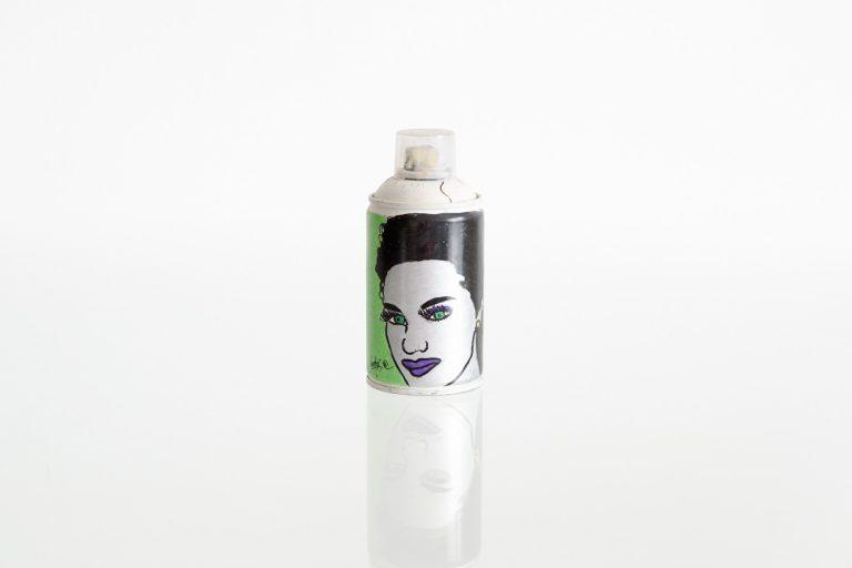 Caneta Posca 6 – Lata de Spray 7x19cm